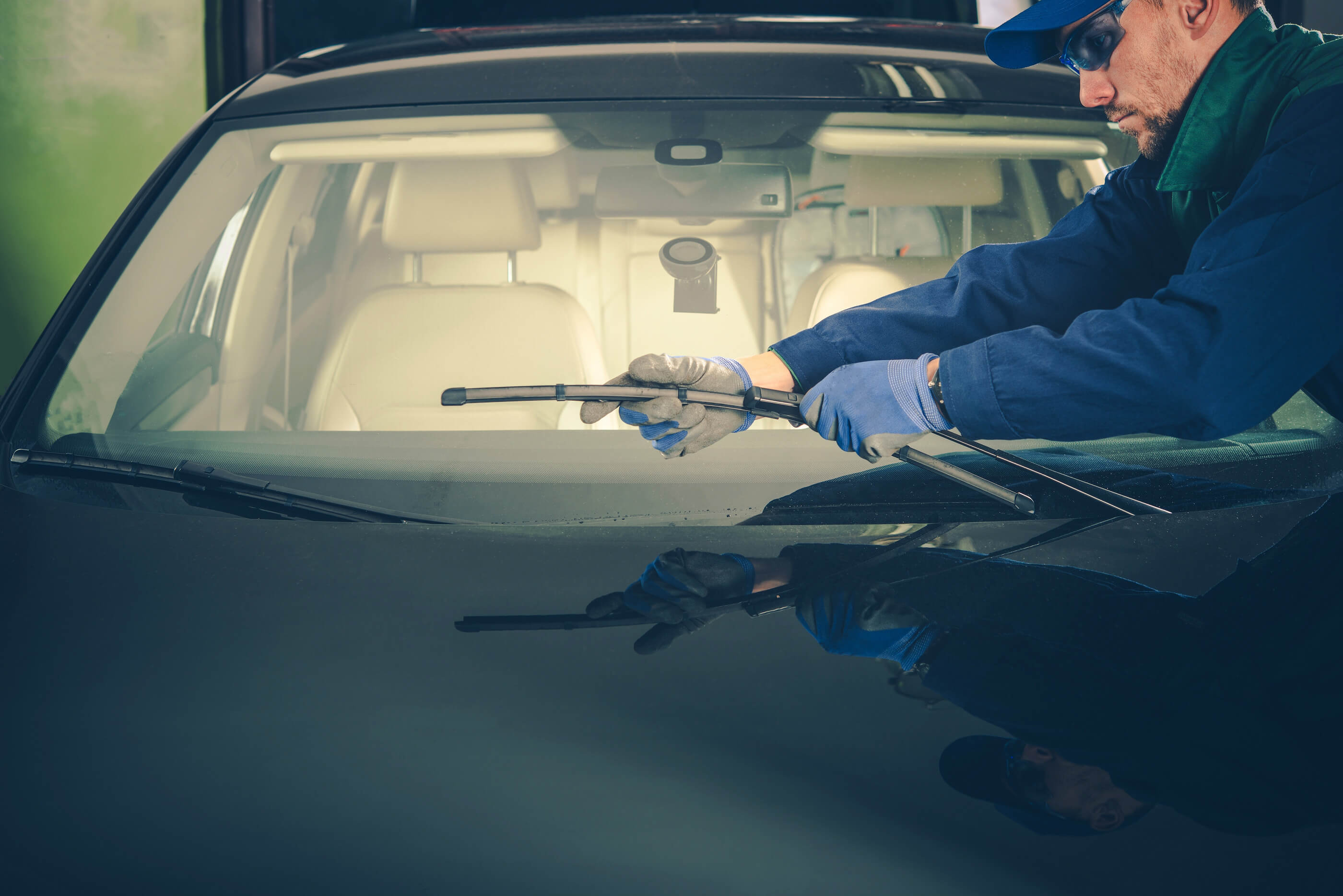 Seeing in the rain: How to check and replace car windscreen wipers