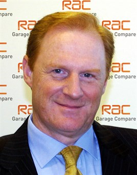 Douglas Rotberg as CEO of RAC Garage Compare