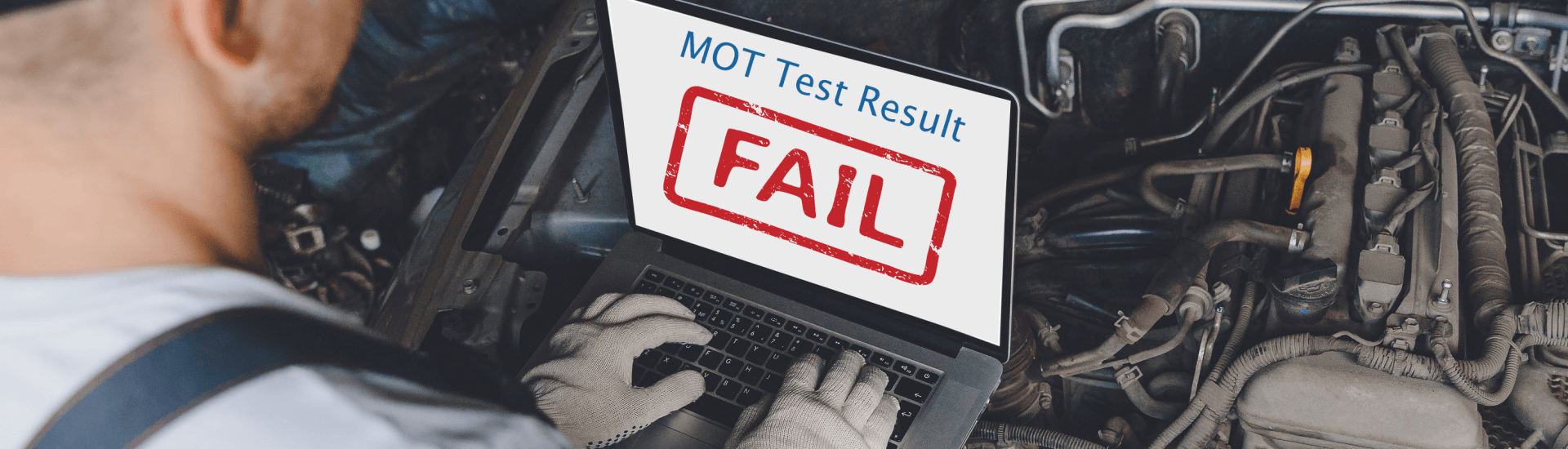 MOT Test Failure