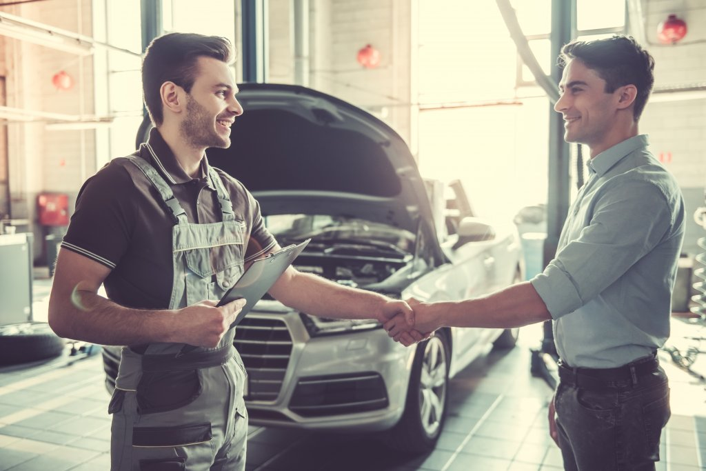 Flexible and personal service in independent garages