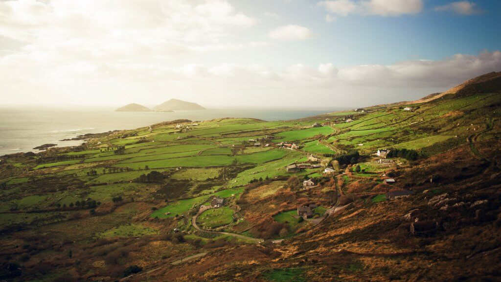 The Sperrin Mountains - Northern Ireland Autumn Road Trip Destination