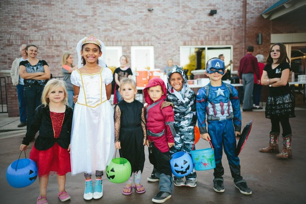 Trick or Treat Group