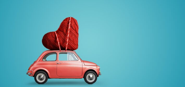 Valentines Day gifts from you to your car